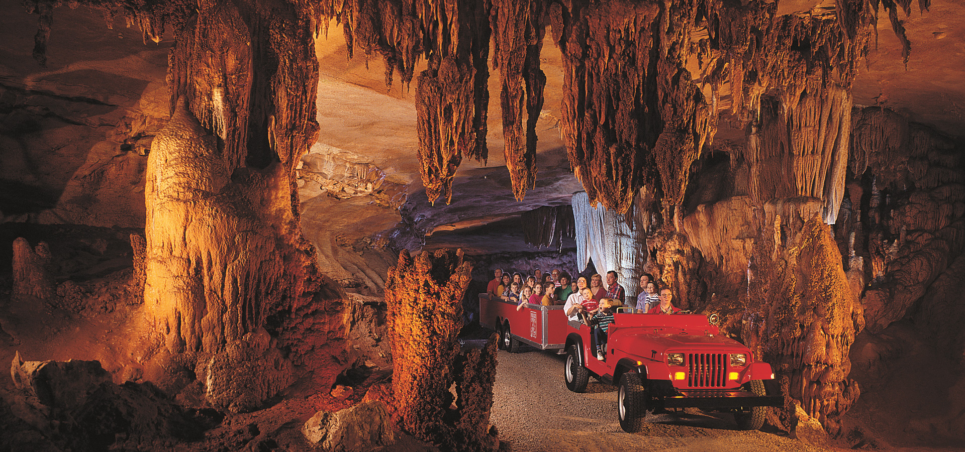 As a long-established tourist attraction, Fantastic Caverns stands out in the Springfield area